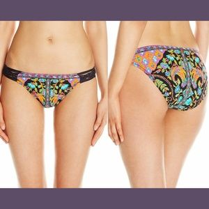 NWT Nanette Lepore King Road Charmer Bikini Bottom